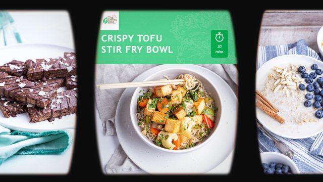Vegan Recipe Cards