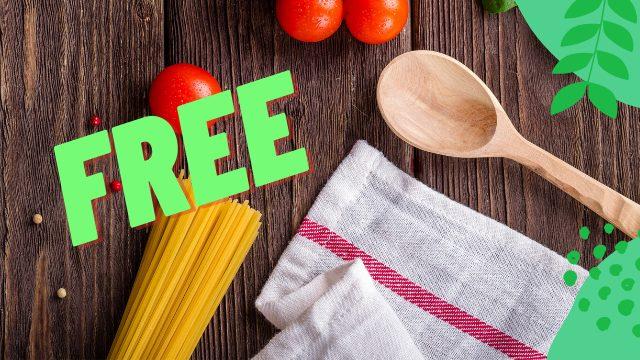 vegan recipes Free gift